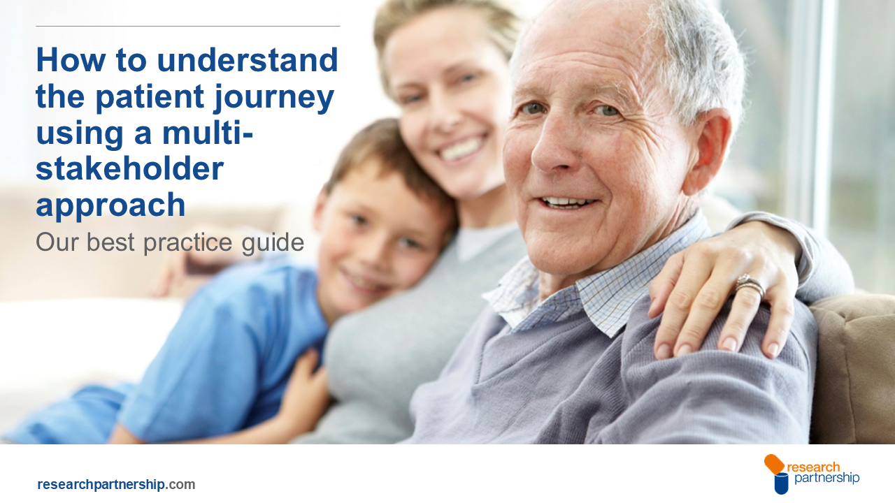 Understanding the patient journey